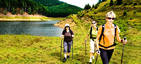 Możliwość uprawiania nordic walking