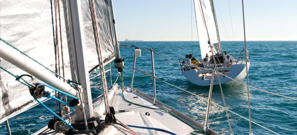 Wyjazdy żeglarskie