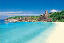 Egzotyczne wakacje na plaży