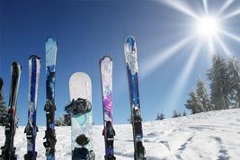 Karnet w cenie - narty Free Ski