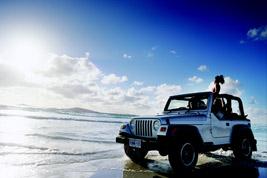 Lato na plaży z dojazdem własnym